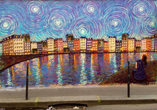 Incredible Vincent van Gogh Street Art