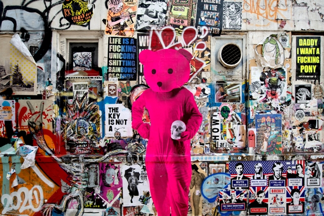 The Pink Bear Celebrates 10 Years