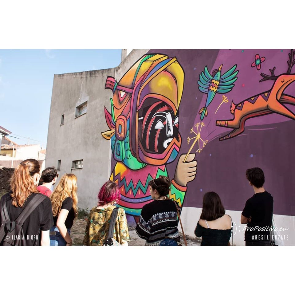 Beyond the wall: The International Street Art Contest