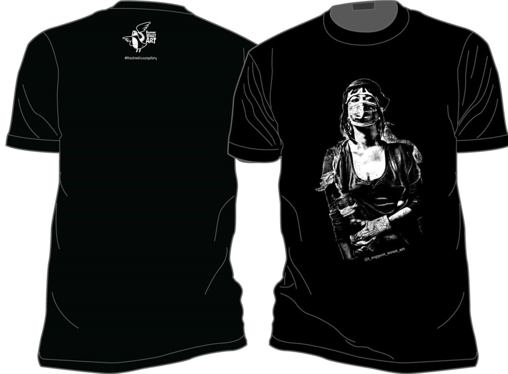 Tshirt by Eddie Colla