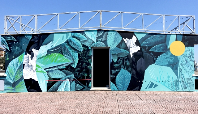 New Mural Fabio Petani in Rome