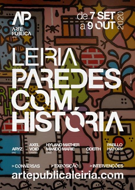 LEIRIA Walls with history