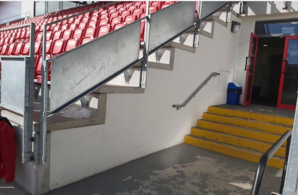 Derry Stadium Artist Call in North Ireland