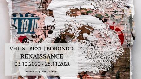 VHILS | BEZT | GONZALO BORONDO RENAISSANCE