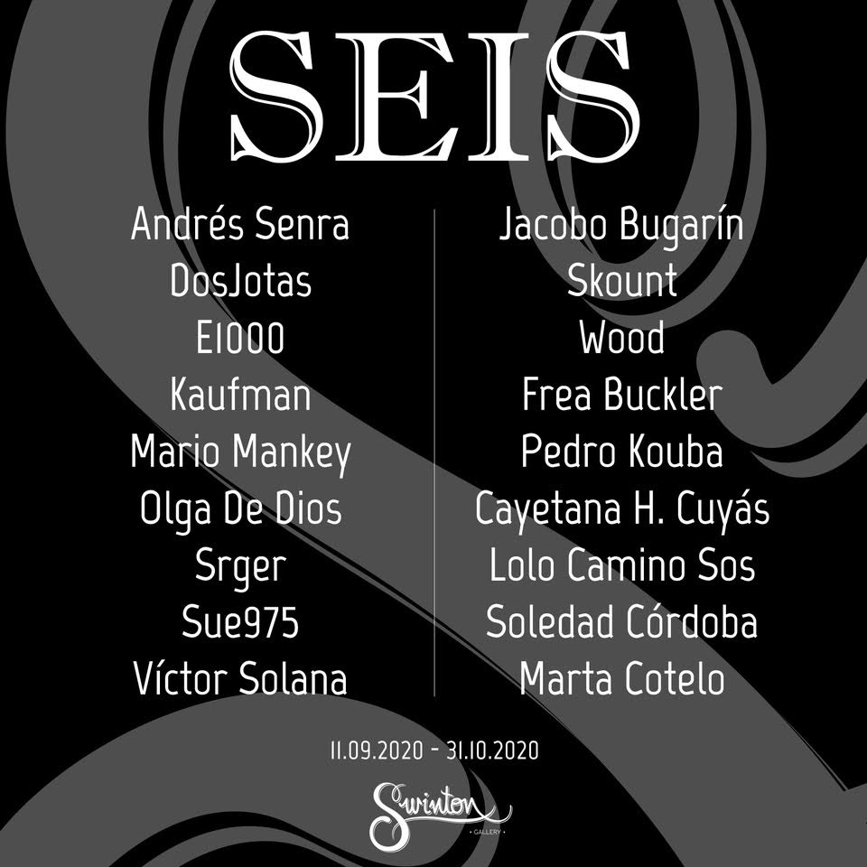 """SEIS"" GROUP SHOW"