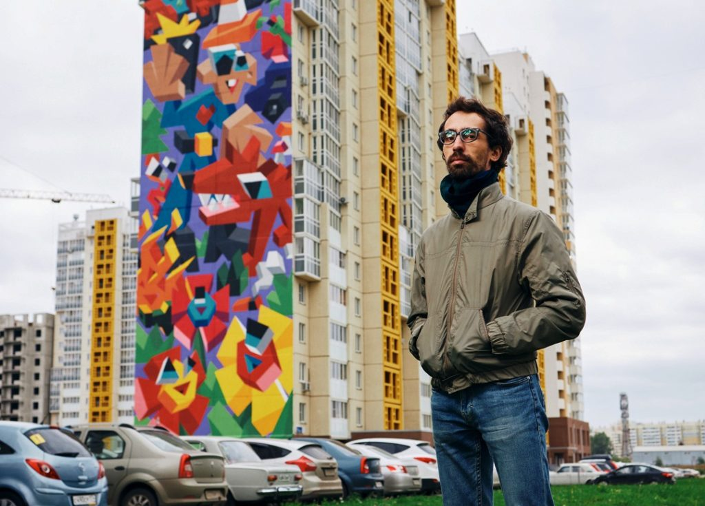 Vitaly Tsarenkov aka SY
