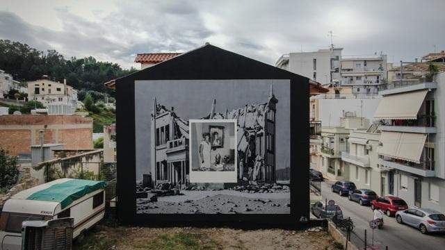 Final mural for ArtWalk5 unveiled