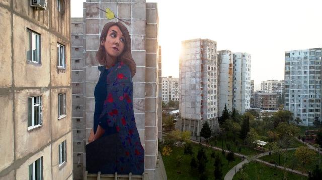 Trust Mural by Artez
