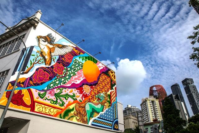 Special Report: Singapore Street Art