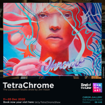 TetraChrome Show from Jim Vision