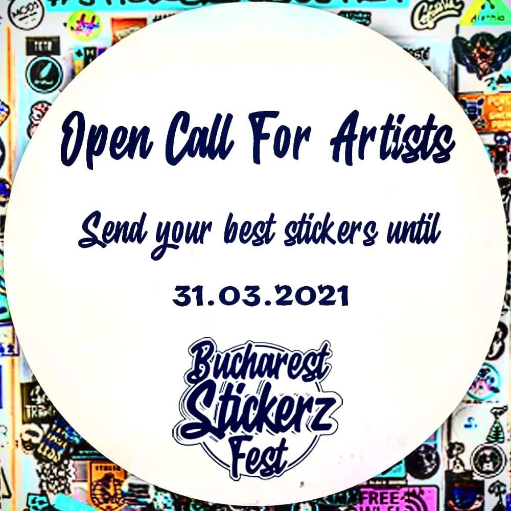 Bucharest Stickerz Fest 2021