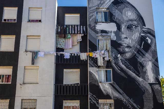 Special Report: Lisbon Street Art
