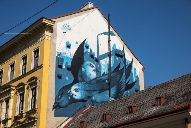 Special Report: Vienna Street Art