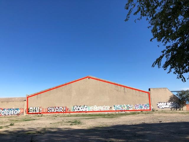 Call to artists! Marconi's international urban art contest