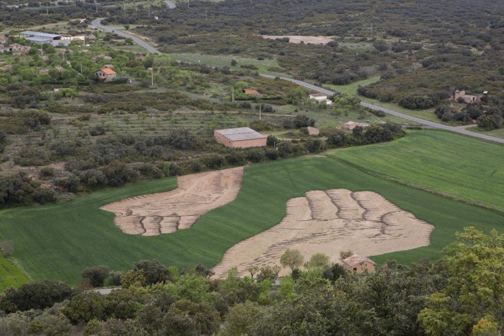 Jorge Rodríguez-Gerada Land Art in Spain