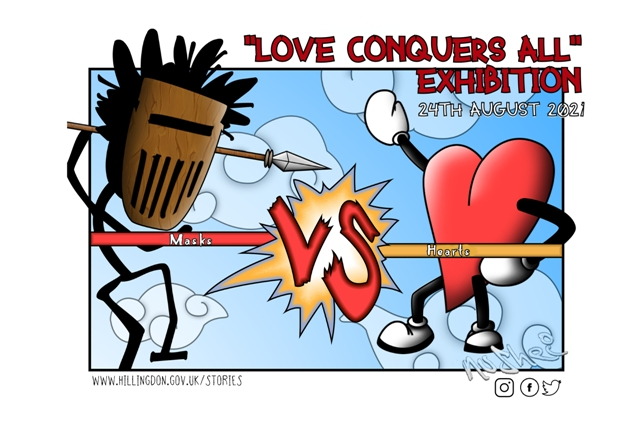 Love Conquers All Exhibition
