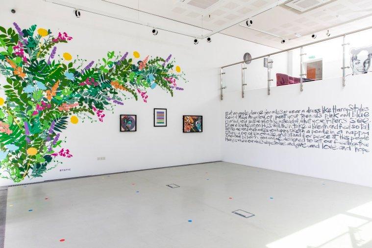 Re-Vision: Art venue