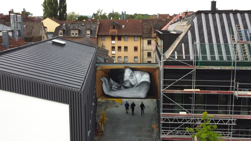 The Box by Zabou in Bayreuth