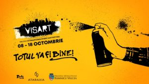 VISart – Valcea International Street Art Festival