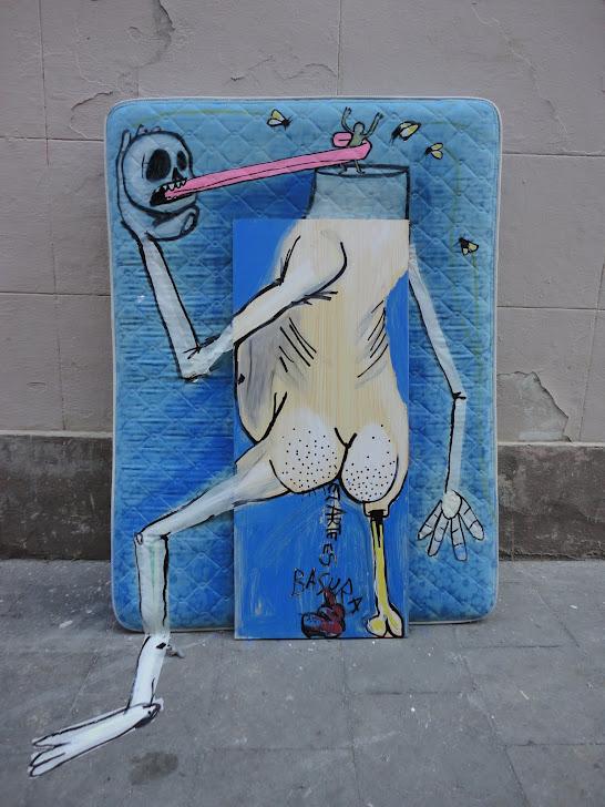 el arte e$ ba$ura